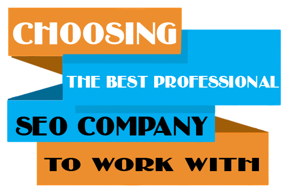 Choosing the Best Professional SEO Company to Work With