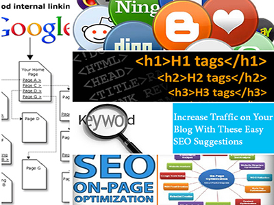 Increase Traffic on Your Blog With These Easy SEO Suggestions